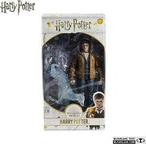 Harry Potter - Deathly Hallows Part 2 Action Figure By McFarlane - Tracked P&P