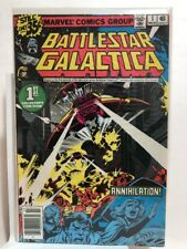 BATTLESTAR GALÁCTICA #1 (Marvel, 1979) Incredible Unread NM Condition