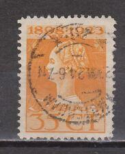 NVPH Netherlands Nederland nr 127 TOP CANCEL AMSTERDAM 1923  Wilhelmina