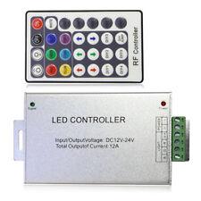 Controlador RGB RF con mando a distancia 20 botones.