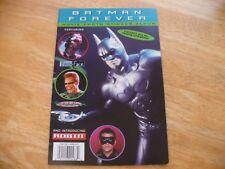 BATMAN FOREVER: MOVIE PHOTO STICKER COMIC ALBUM(6.5 FN+)1995-DC COMICS & TOPPS