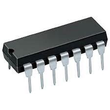 Vq3001j circuito integrato caso DIP14 rendere VISHAY Siliconix 1pc UK Stock!