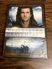 Braveheart Widescreen Dvd - Mel Gibson