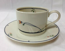 """GORHAM """"ARIANA"""" TEACUP & SAUCER TOWN & COUNTRY FINE CHINA U.S.A."""