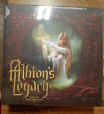 Albion's Legacy (2nd Edition) JGALB01