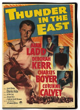 Thunder in the East 1952 DVD Alan Ladd, Deborah Kerr