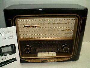 VINTAGE: GRUNDIG CLASSIC 960 ANNIVERSARY EDITION AM FM HI-FI SHORTWAVE RADIO