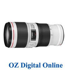 NEW Canon EF 70-200mm f/4.0L IS II USM F4.0 Lens 1 Year Aust Wty for EOS 6D 5D