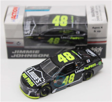 NASCAR 2018 JIMMIE JOHNSON  #48 LOWES FOR PROS CAMARO 1/64 CAR