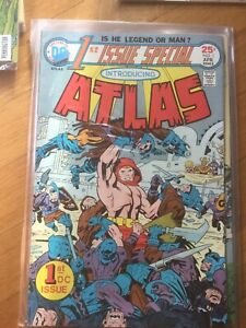 1st Issue Special #1 (Apr 1975, DC)