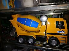 Bruder cement truck used