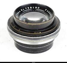 Lens Zeiss Tessar 3.5/13,5cm 135mm