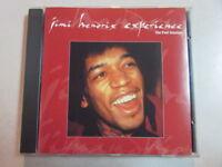 JIMI HENDRIX EXPERIENCE THE PEEL SESSION 5 TRK CD BEATLES' DAY TRIPPER RARE OOP