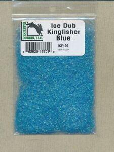 Ice Dub - kingfisher blue ICE199
