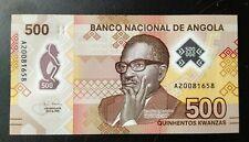 Angola 500 kwanzas 2020 Polymer UNC
