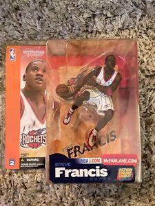 McFarlane Steve Francis NBA Series 2 Action Figure Houston Rockets