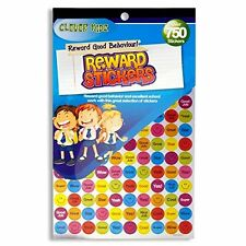 Teacher/Student 750 Reward Stickers-H2754510