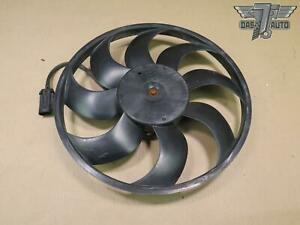12-15 FIAT 500 1.4L ABARTH ENGINE RADIATOR COOLING FAN MOTOR OEM