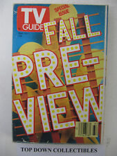 TV Guide Special Issue--Fall Pre-view Sept. 15-21  1990