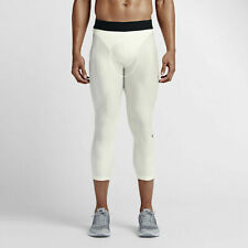 NWT NikeLab Essential Pro 3/4 Tights 100% Authentic Nike 834884-133 Size XL