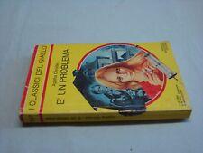 (Agatha Christie) E' un problema 1980 Mondadori 1 ed. 347