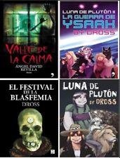 Dross Valle De La Calma Festival Blasfemia Luna De Pluton 3 libros digital PDF