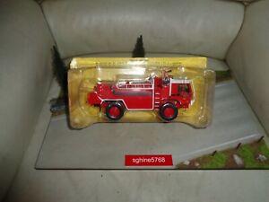 Ixo Pompiers 1/43 - Camion Citerne Super Brimont Apache - JLP