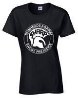Sharp Skinhead T-Shirt S-5XL Anti Rassismus Damen