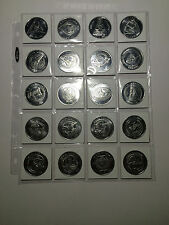 NASA SPACE SHUTTLE COMMEMORATIVE COIN COLLECTION  KIT 3 FLIGHTS 40-59