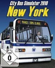 CITY BUS SIMULATOR 2010 NEW YORK * Top Zustand