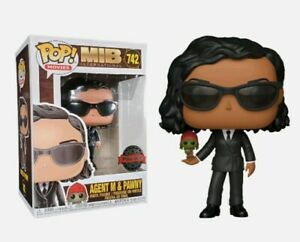 Men In Black International - Agent M & Pawny Pop! Vinyl #742