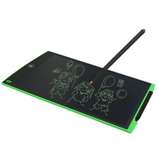 "12"" Green Digital LCD Writing Pad Tablet Electronic Drawing Board Notepad Pen"