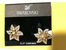 Swarovski Jeweler'S Collection Clip On Earrings