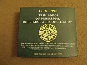 Ron Kavana 1798-1998 Irish Songs Of Rebellion, Resistance And Reconcilliation CD