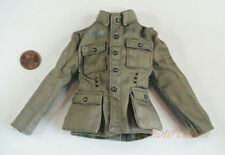 1:6 Dragon Action Figure GERMAN INFANTRY ARMY UNIFORM Field Blouse Tunic DA288