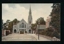 Middlesex NORTHWOOD Wesleyan Methodist Church c1920/30s? PPC