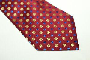 HARRODS Silk tie Made in England F6960