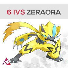 Pokémon Sword & Shield - 6 IVS ZERAORA