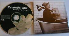 BOY GEORGE *Essential Mix* by Boy George (CD, 17 Tracks)