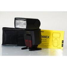 Yongnuo Blitzgerät Speedlite YN568EX TTL mit HSS-Funktion Nikon
