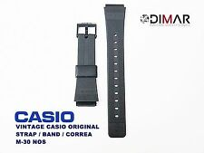 Vintage Casio Original Strap/ Band /Strap M-30 NOS