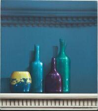 """Carter """"Glass #2"""" acrylic on canvas Art"""