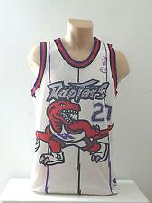 Toronto Raptors Trikot Gr. M Stoudamire Champion NBA