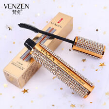VENZEN Mascara Waterproof Diamond Long The Stars Eyelash to Cream Fine Brush