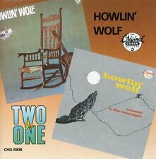 Howlin' Wolf - Moanin in the Moonlight & Howlin Wolf [New CD]