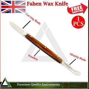 Dental Laboratory Instruments Fahen Knife Spatula Wax Modeling Mixing Alginate