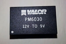 Valor PM6030 12V to 9V Voltage Convertor DC-DC