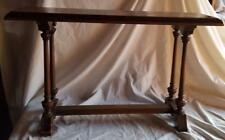 Gorgeous Antique Accent Table - BEAUTIFUL FINISH - VGC - GREAT LITTLE TABLE