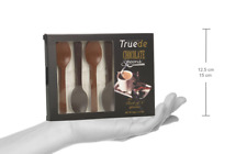 54g Chocolate Spoons Hot Coffee Tea Cappuccino Natural Happy Nice Best Nice Best