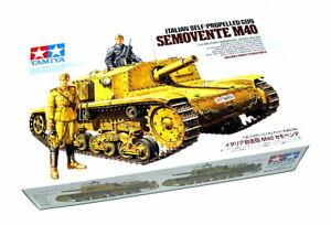 Tamiya Military Model 1/35 Italian SP Gun SEMOVENTE M40 Scale Hobby 35294